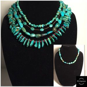 Jewelry - Turquoise Stone Necklace